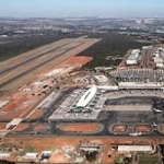 Logo da emissora Aeroporto Brasília SBBR - Controle de Aproximação