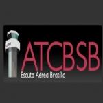 Logo da emissora Radioescuta Brasília SBBR ATIS Aeroporto