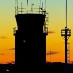 Logo da emissora Aeroporto de Vitória Goiabeiras Controle Aéreo SBVT
