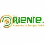 Logo da emissora Rádio Oriente 106.5 FM