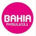 Logo da emissora R�dio FM Sul Bahia 102.1 FM