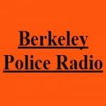 Logo da emissora Radio Scanner Berkeley Polícia Scanner