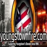 Logo da emissora Youngstown Pol�cia Scanner