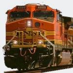 Logo da emissora Rail Road  BNSF-UP Colorado Joint Line
