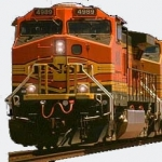 Logo da emissora Rail Road BNSF-UP-Metrolink Los Angeles (Inland Empire)