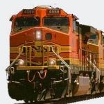 Logo da emissora Rail Road San Francisco Peninsula Caltrain