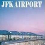 Logo da emissora New York KJFK Torre de Controle Aeroporto