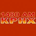 Logo da emissora Phoenix KPHX Scanner
