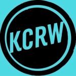 Logo da emissora Radio KCRW 88.9 FM