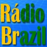Logo da emissora Radio Brazil