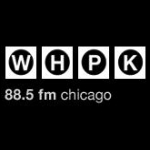 Logo da emissora Radio WHPK 88.5 FM