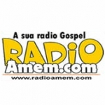Logo da emissora R�dio Amem