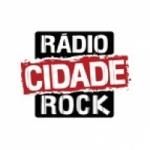 Logo da emissora Rádio Cidade Rock