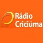 Logo da emissora Criciúma