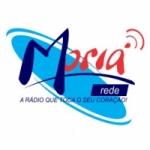 Logo da emissora Rede Mori�