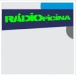 Logo da emissora Rádioficina