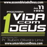 Logo da emissora Web Radio Uma Vida com Deus