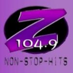 Logo da emissora Radio KCRZ 104.9 FM