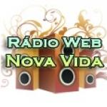 Logo da emissora Rádio Web Nova Vida