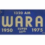 Logo da emissora Radio WARA 1320 AM
