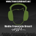 Logo da emissora R�dio Freestyle Brasil