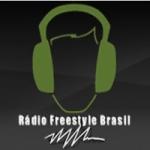 Logo da emissora Rádio Freestyle Brasil