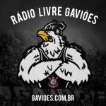 Logo da emissora Rádio Livre Gaviões