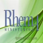 Logo da emissora Web Rádio Ministério Rhema