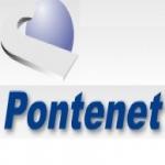 Logo da emissora Web Star PonteNet