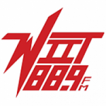 Logo da emissora Radio WIIT 88.9 FM