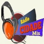 Logo da emissora Rádio Cidade Mix
