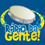 Logo da emissora Rádio da Gente