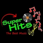 Logo da emissora Radio Super Hits