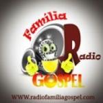 Logo da emissora Rádio Família Gospel