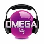 Logo da emissora Rádio Ômega Hitz