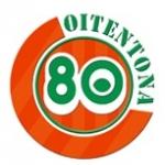 Logo da emissora R�dio Oitentona