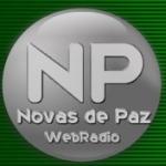 Logo da emissora Webradio Novas de Paz