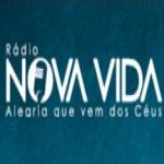 Logo da emissora R�dio Nova vida