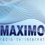 Logo da emissora Maximo Apocalipse