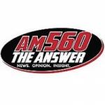 Logo da emissora Radio WIND The Answer 560 AM