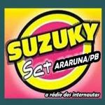 Logo da emissora Rádio SuzukySat