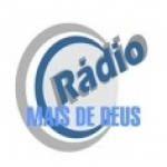 Logo da emissora Rádio Mais de Deus
