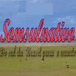 Logo da emissora Rádio Som Sul Nativo