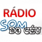 Logo da emissora Rádio Som do Céu