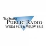 Logo da emissora Radio WIUW 89.5 FM