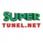 Logo da emissora Supertunel