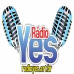 Logo da emissora R�dio YES
