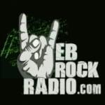 Logo da emissora Web Rádio Rock