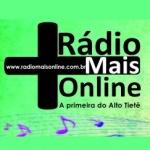 Logo da emissora Radio Mais Online