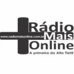 Logo da emissora Rádio Mais Online